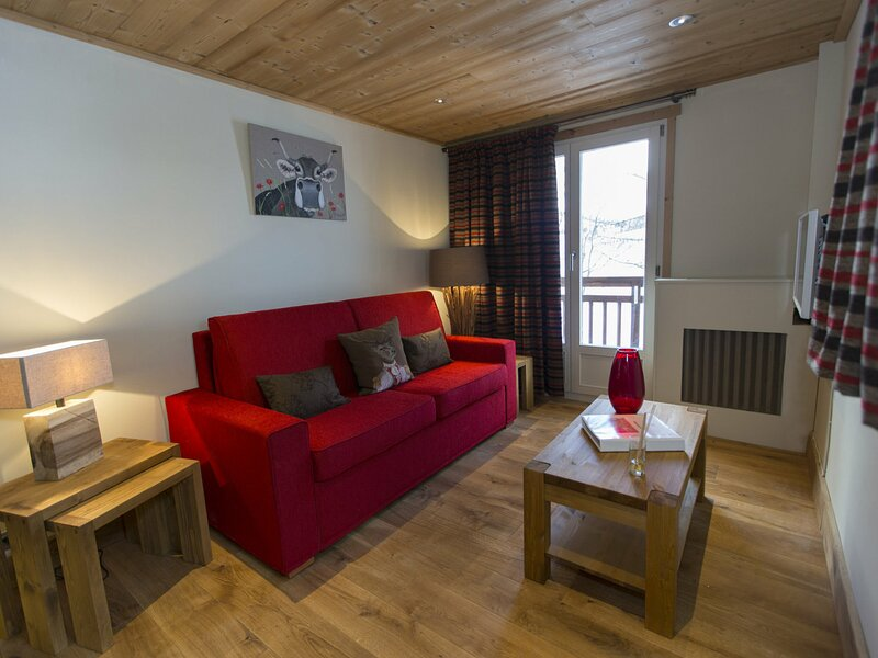 VAL-D'ISÈRE - 4 pers, 37 m2, 2/1, holiday rental in Ceresole Reale