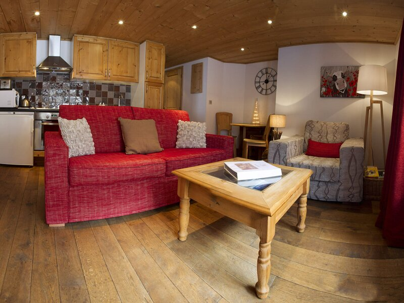 VAL-D'ISÈRE - 4 pers, 30 m2, 2/1, holiday rental in Ceresole Reale