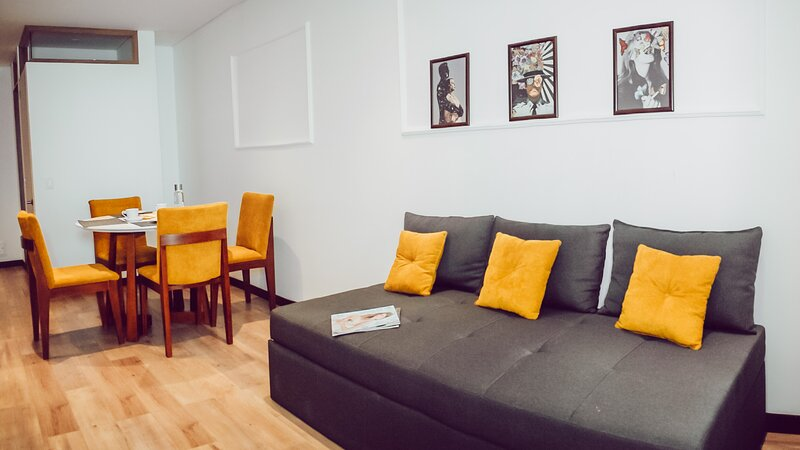 DELUXE, holiday rental in Guasca