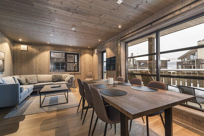 Trysiltunet 8 beds apartment Ski in/Ski out, holiday rental in Hedmark