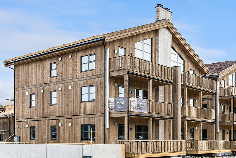 Trysiltunet 10B 8 beds apartment Ski in/Ski out, holiday rental in Hedmark