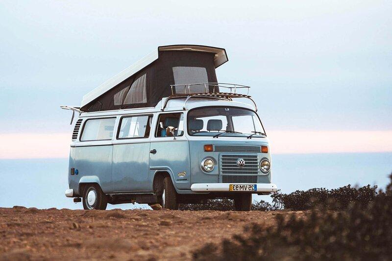 Siesta Campers. Campervan Hire, location de vacances à Faro