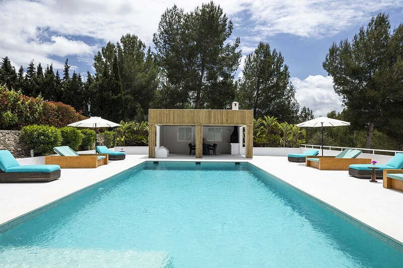 Villa Chakra, aluguéis de temporada em San Rafael