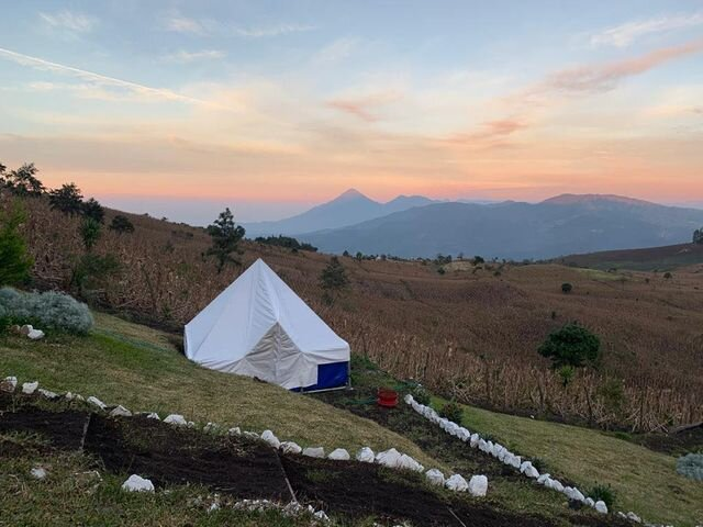 Camp AKT - Volcano and mountain camp, casa vacanza a Chimaltenango Department