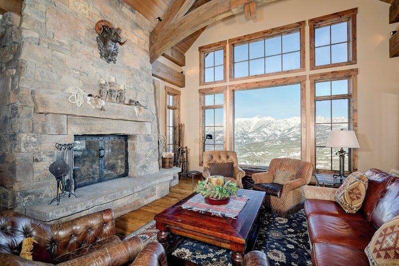 Big Sky - Cowboy Heaven Lodge, holiday rental in McAllister