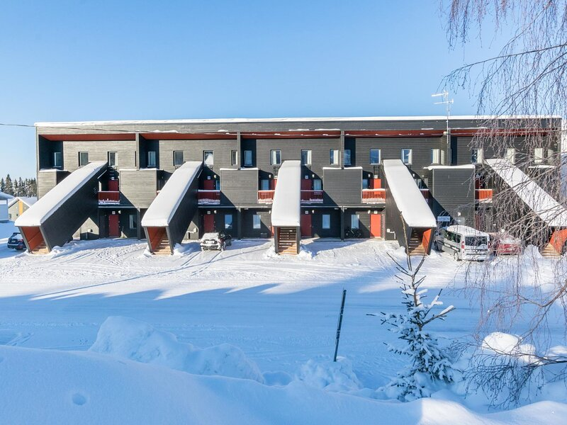 Skivillas 61 ukkohalla (b3), vacation rental in Ristijarvi
