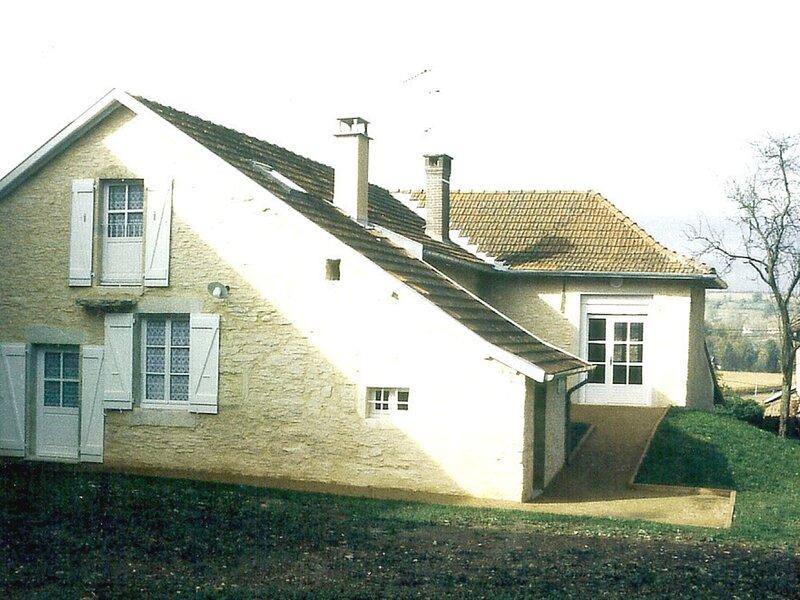La Cure, holiday rental in Bonnefamille