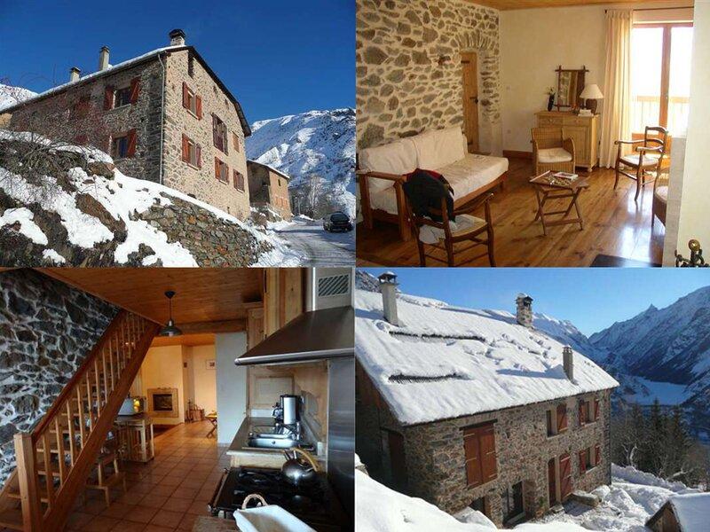 Maison Charbonnel, holiday rental in Mizoen