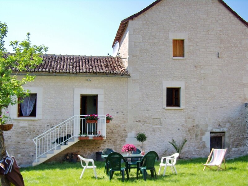 La Cour aux Moines, holiday rental in Jaulnay