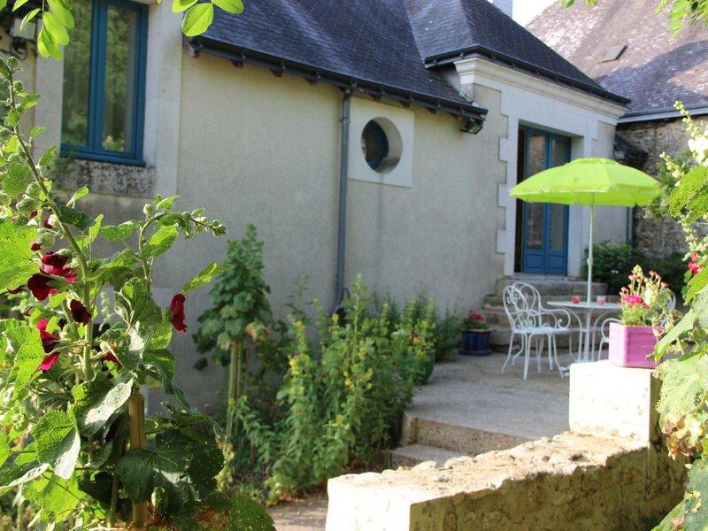 Domaine de L'Ebeaupin, location de vacances à Villandry