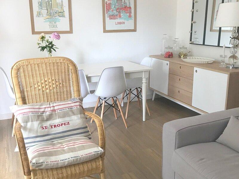 LA BAULE, Quartier BENOIT, proche plage et centre du Pouliguen !, holiday rental in Le Pouliguen