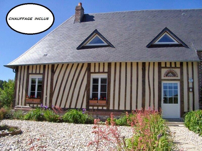 Les Colombes en Normandie, holiday rental in Saint-Martin-le-Gaillard
