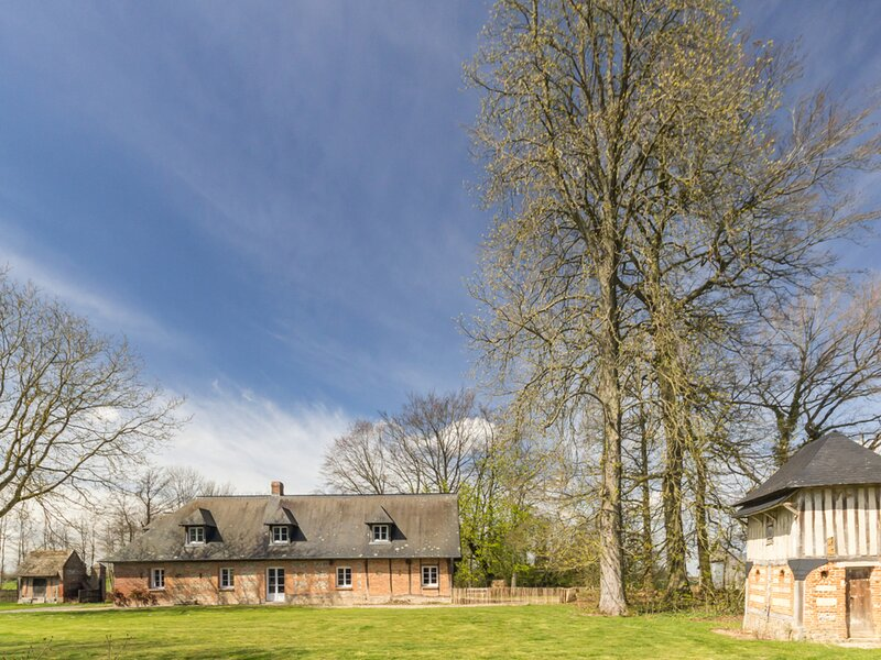 Le Long Fresnay, holiday rental in Fontaine-le-Bourg