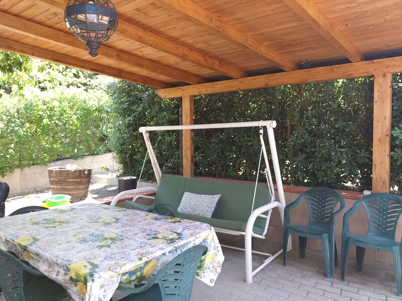 Nice apartment with garden & Wifi, vacation rental in Siculiana
