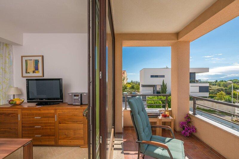 Apartment Carpe Diem, holiday rental in Premantura