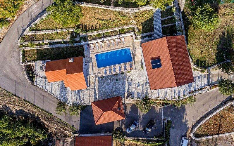 Villa Asteria, holiday rental in Vedrine