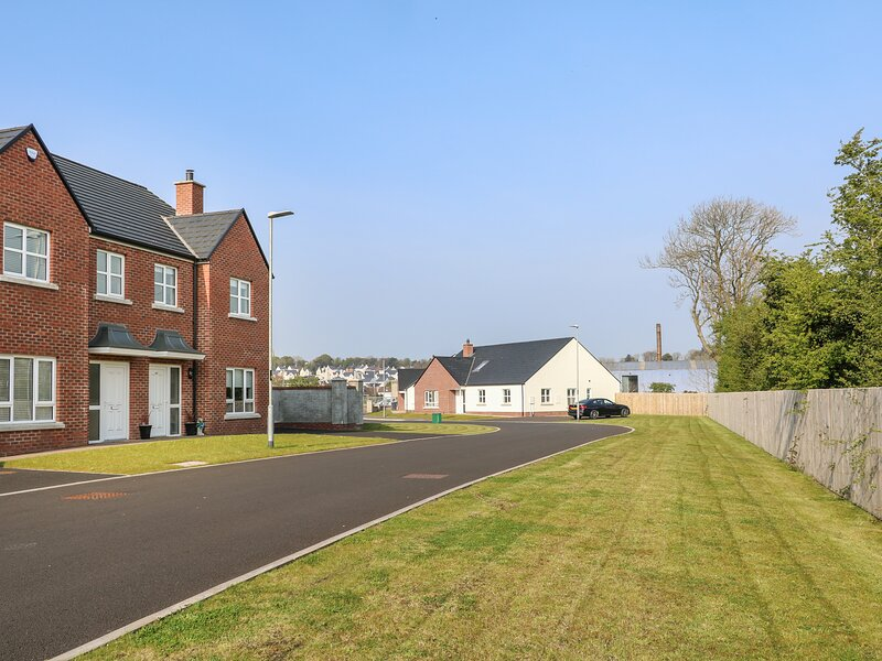 Culmore Point, Culmore, Londonderry, holiday rental in Dungiven