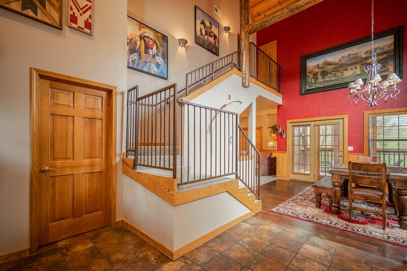 Cozy, Two-Story Floor Plan
