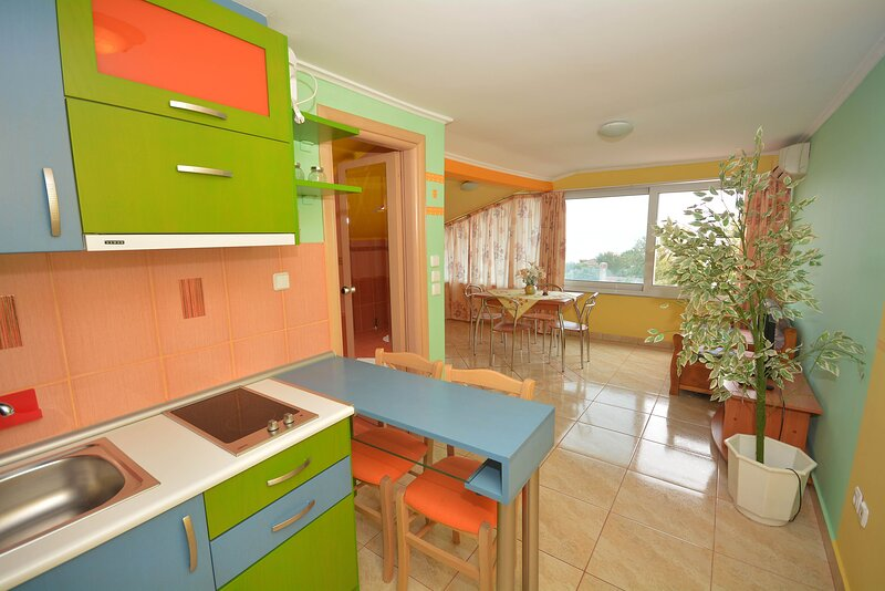 Suite Orchidea Apartment in Makrygialos, holiday rental in Kitros