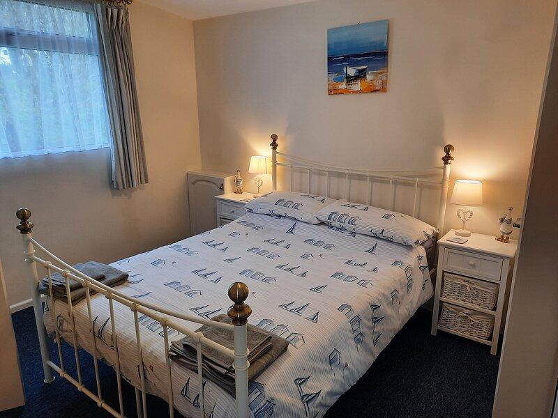 Dartmouth Devon - Norton Park 2 bedrooms detached chalet - 2 bathrooms & parking, location de vacances à Strete
