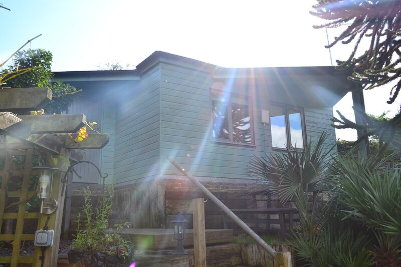 Shedcation, vacation rental in Hassocks