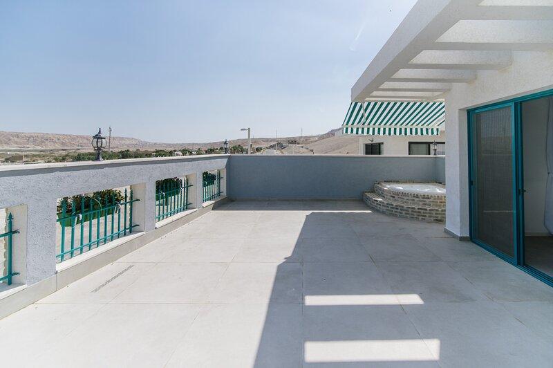 Olala Dead Sea 2BR w/ Sea View – semesterbostad i Dead Sea Region
