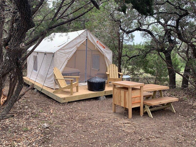 Tentrr Signature Site - Prickly Pear, alquiler vacacional en Johnson City