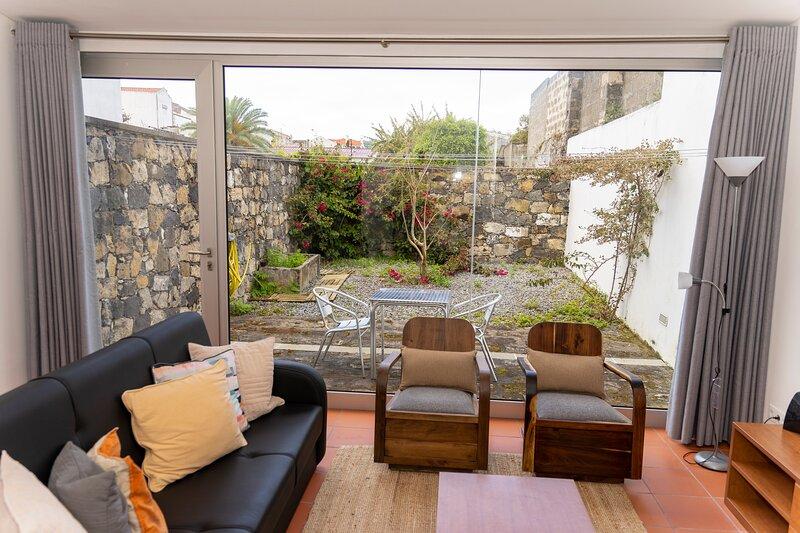Passal Bem, location de vacances à Ponta Delgada