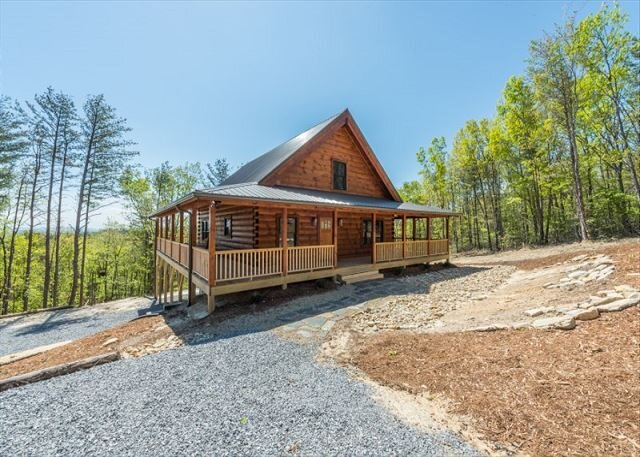 Shortoff Mountain Retreat | Secluded Cabin with Access to Outdoor Activities, holiday rental in Nebo