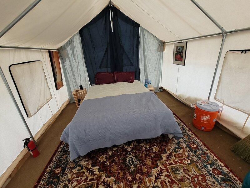 Tentrr Signature Site - Sativa Views, holiday rental in Pine Bush