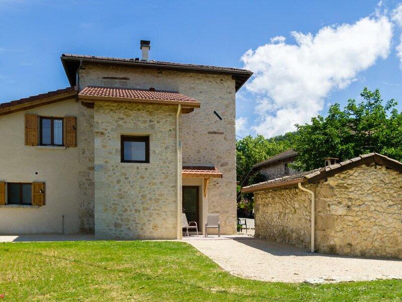 du Palois, holiday rental in Saint-Marcellin