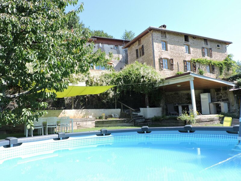 des Blanchons, holiday rental in Saint-Marcellin