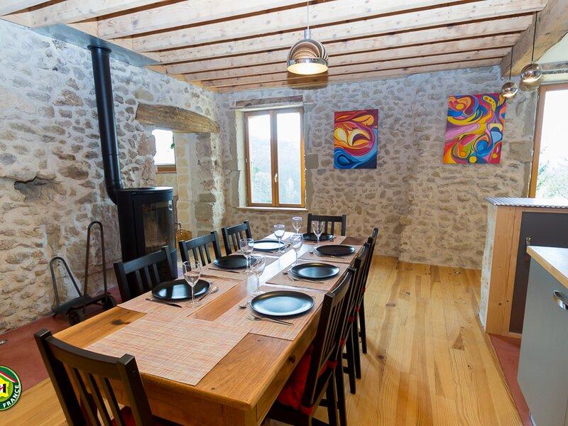 des Blanchons, holiday rental in Saint-Jean-en-Royans