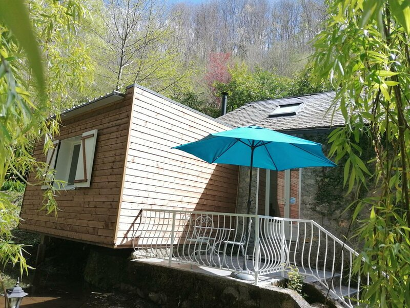 LES SAULES, holiday rental in Boussenac