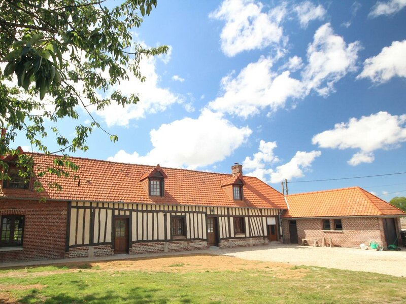 Les Cerisiers d'Ablemont, vacation rental in Luneray