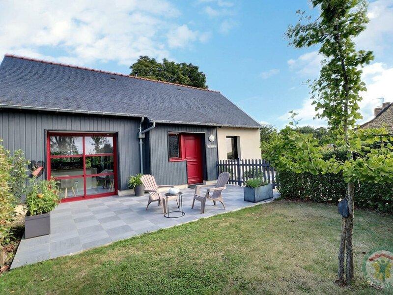 Framboise, holiday rental in Martigne-Ferchaud