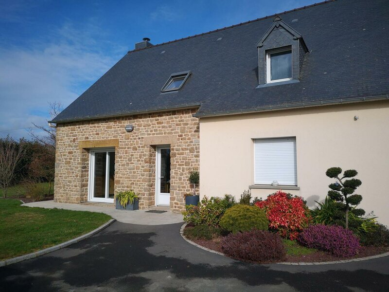 Le Coudrais, vacation rental in Val-d'Ize