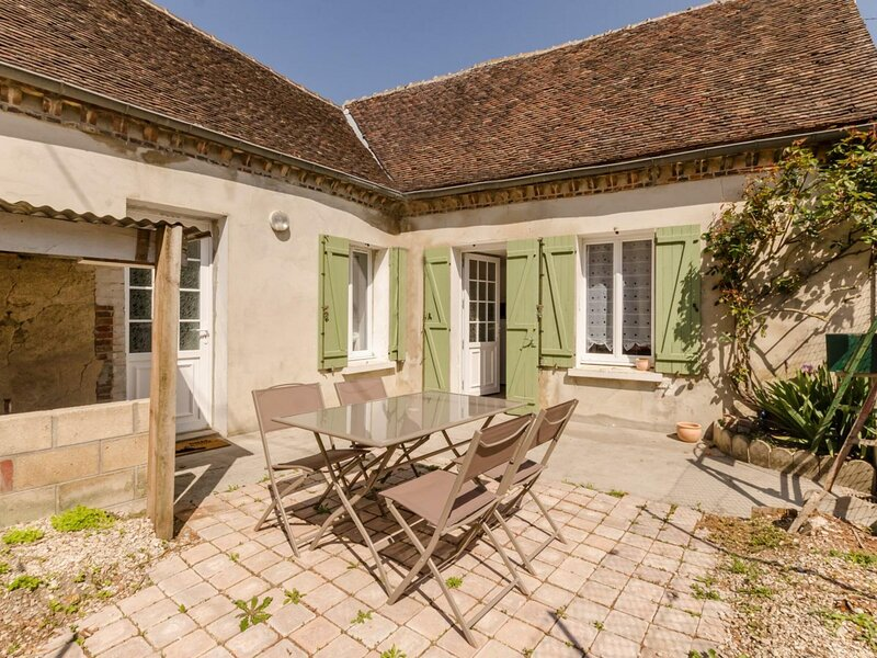 Les Volets Verts, holiday rental in Bercenay-le-Hayer
