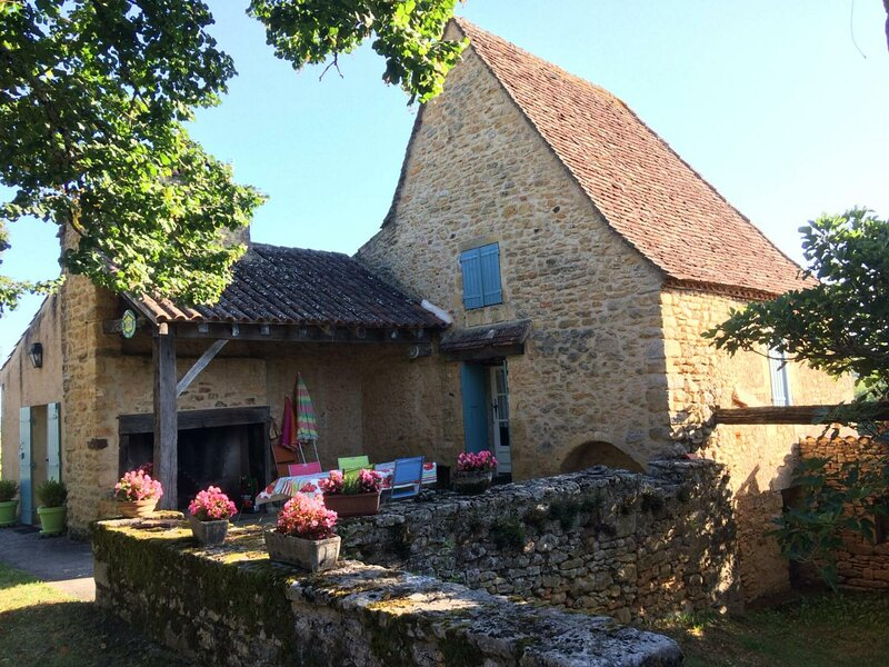 Campagnac Bas, holiday rental in Mauzac-et-Grand-Castang
