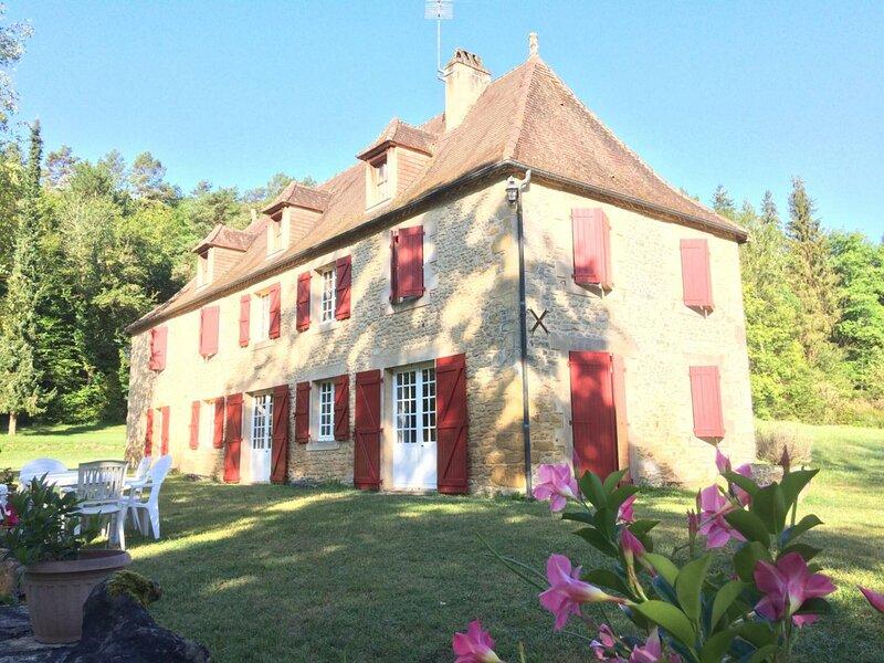 Moulin de Clidat, holiday rental in Mauzac-et-Grand-Castang