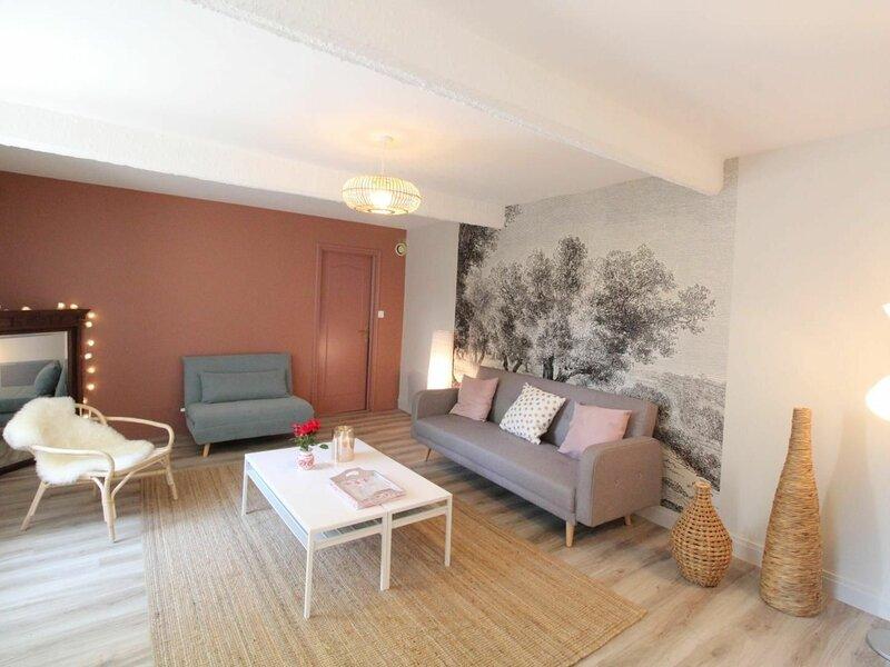 La Closerie, holiday rental in Baune