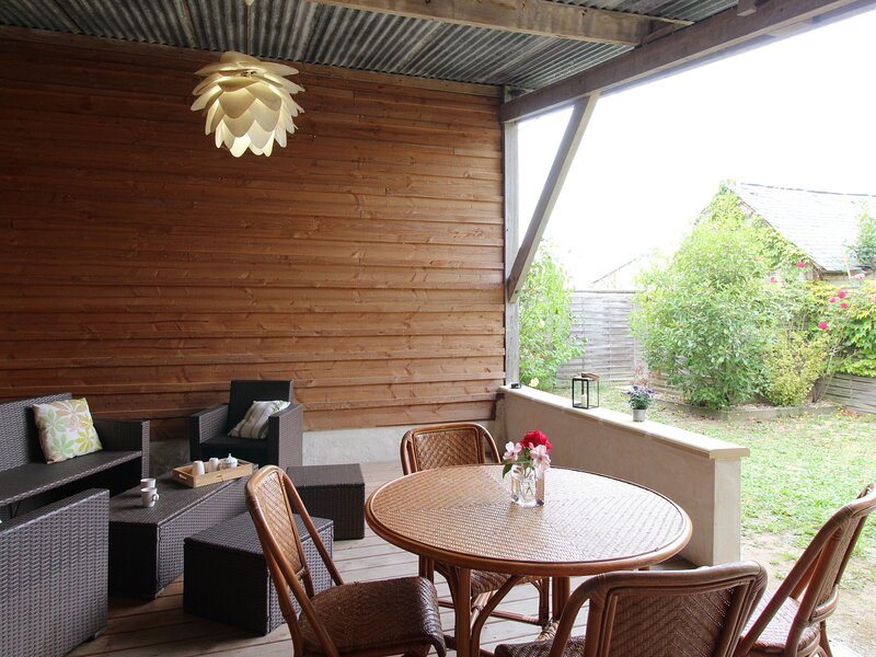 L'Aromate, holiday rental in Allonnes