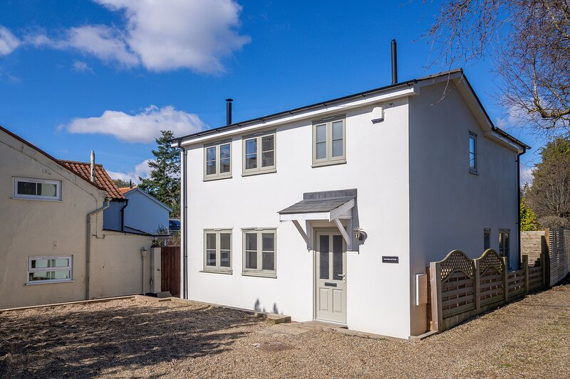 Yew Tree Cottage, vacation rental in Dunwich