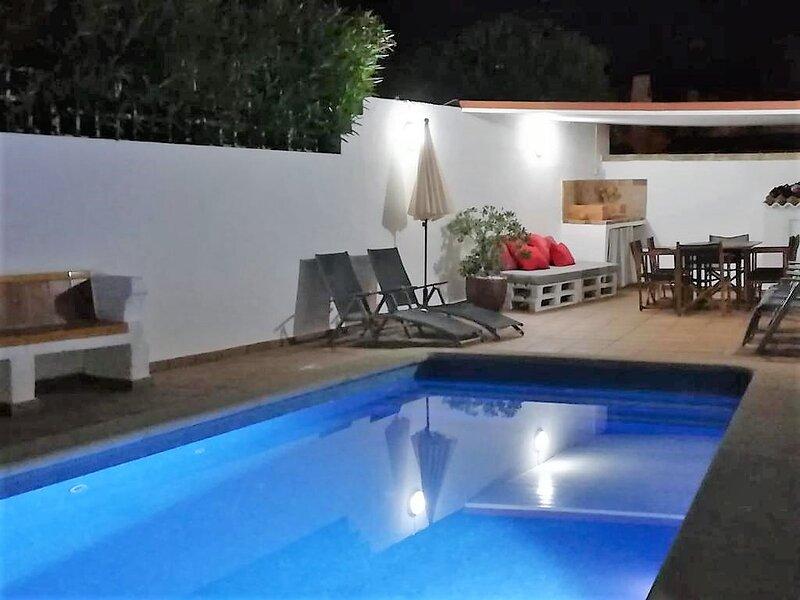 LEIDA (Relax y privacidad), location de vacances à Cala Blanca