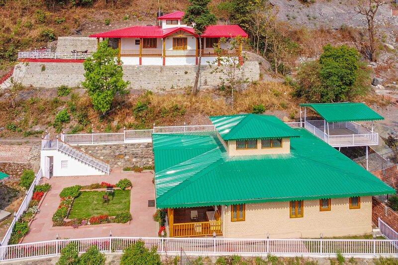 Irenic Abode By Vista Rooms, aluguéis de temporada em Bhimtal