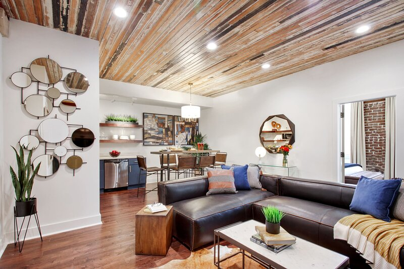 Renovated Historic Loft   Downtown, holiday rental in Rincon