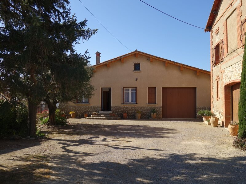 La vigneronne, vakantiewoning in Castelnou