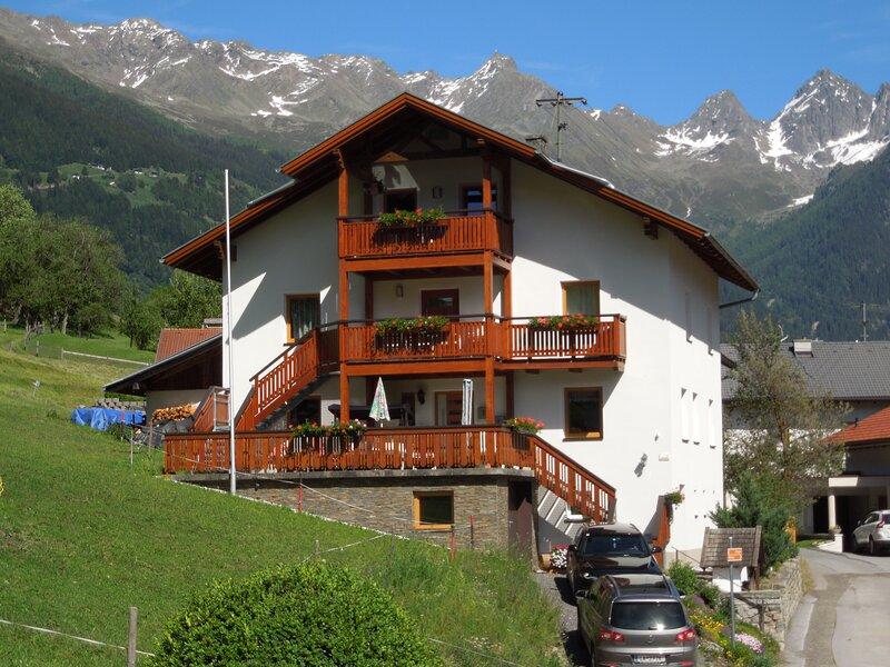 Haus Möslehof, holiday rental in Kaunertal