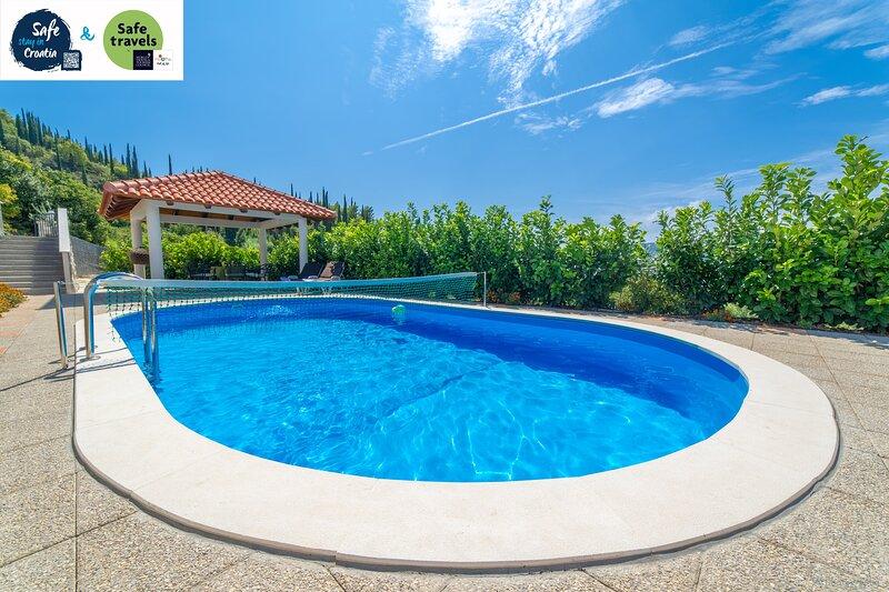 Villa Vrelo - Exceptional privacy, location de vacances à Dubravka