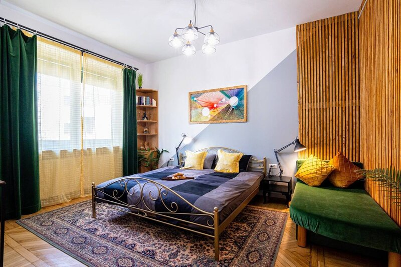 ☀️ Lux Rooftop Studio w. Large � View Terrace, vacation rental in Eforie